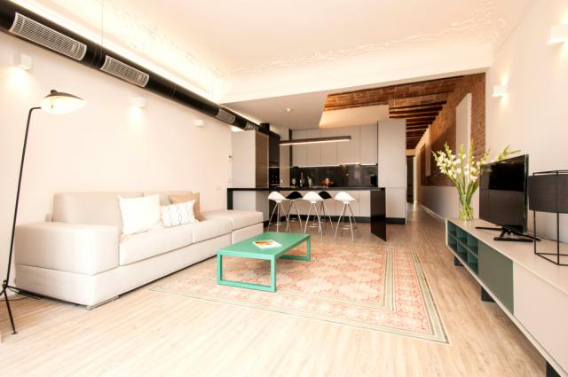 Portaferrissa Luxury B Apartment Barcelona